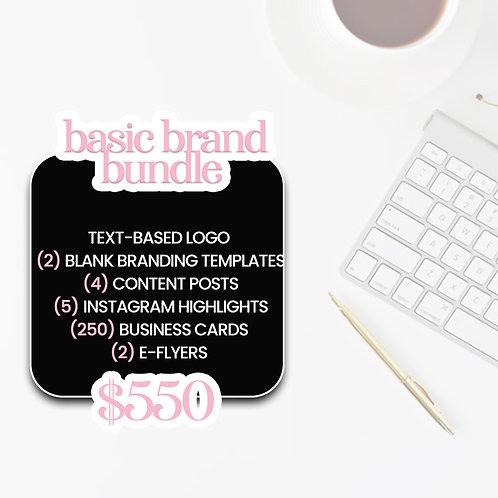 Basic Brand Bundle
