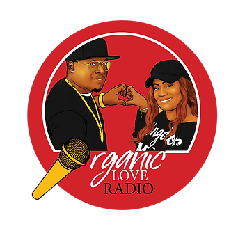 Organic Love Radio Logo Cartoon (Master)