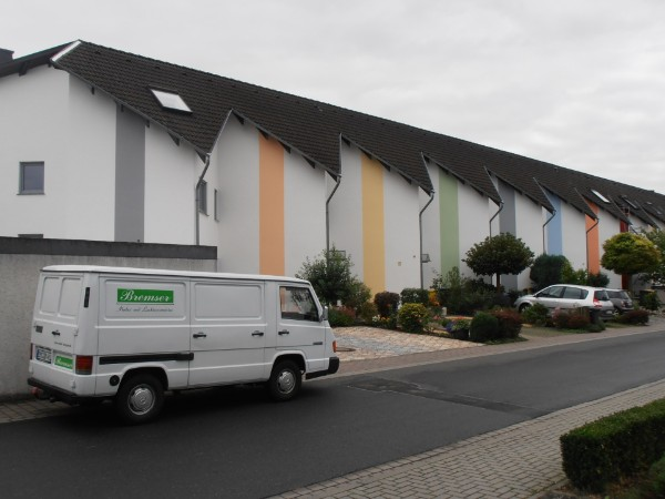 Fassadengestaltung in Diez