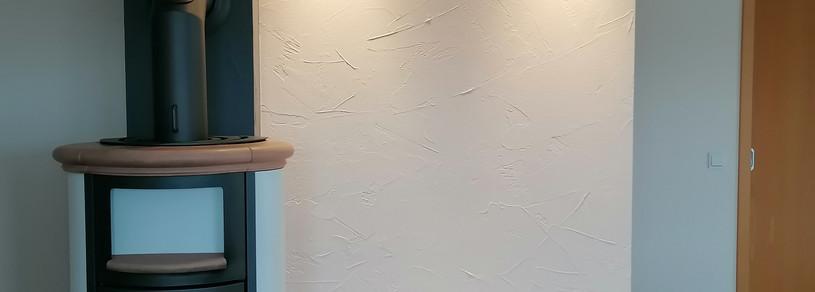 Indirekte Wandbeleuchtung