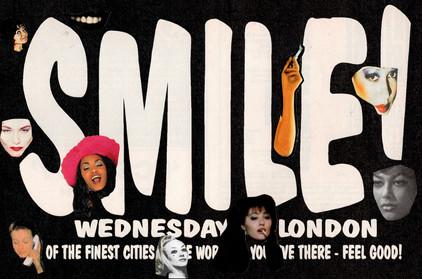 SMiLE!, 2020, COLLAGE, (21 x 14.8cm)