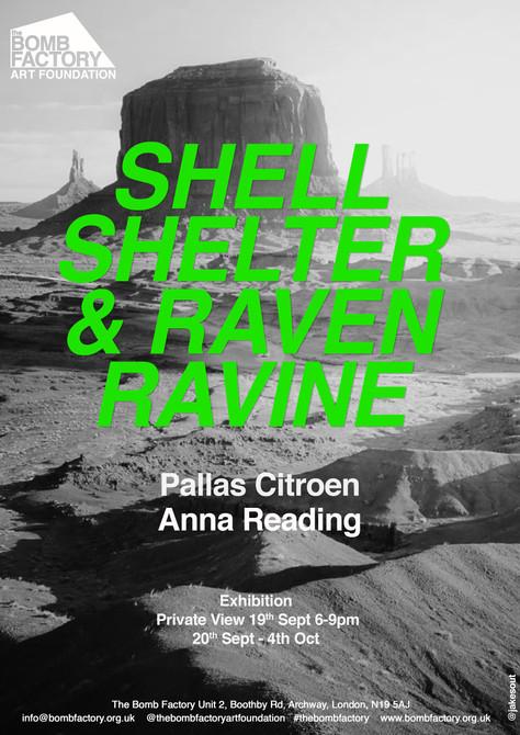 Shell Shelter And Raven Ravine