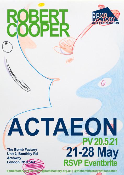 Robert Cooper - Actaeon