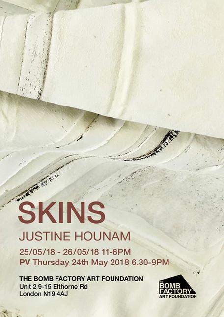 Justine Hounam: Skins