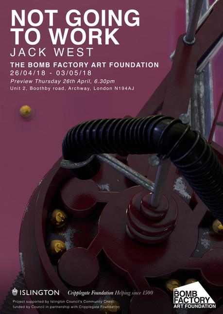 Jack West: Not Going to Work