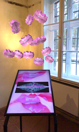 Virtualized AR Installation