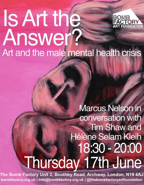 Marcus Nelson Talk