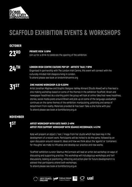 Scaffold Workshops