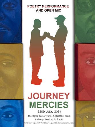 Journey Mercies Poetry Performance & Open Mic Night