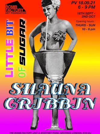 'Little Bit of Sugar' -Shauna Cribbin