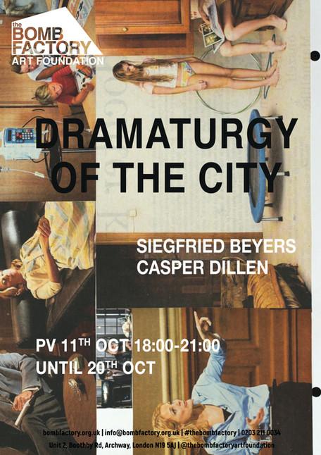 Dramaturgy of the City