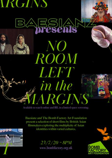 No Room Left in the Margins