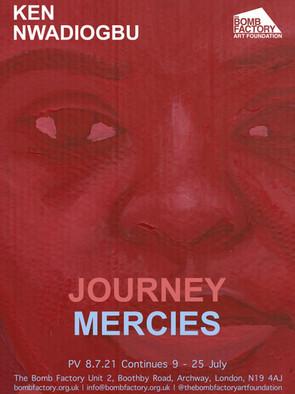 Ken Nwadiogbu 'Journey Mercies' Opening in July