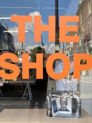 'The Shop' Pop-Up in Camden