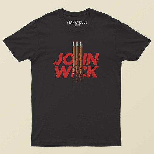 Playera John Wick 3 para Hombre
