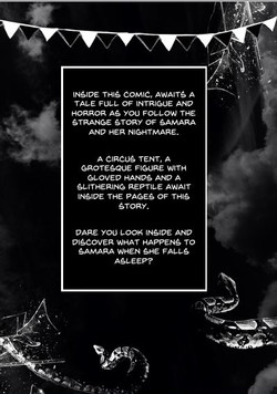 Nightmares Back Cover