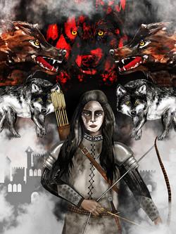 Wolves Artwork Commission