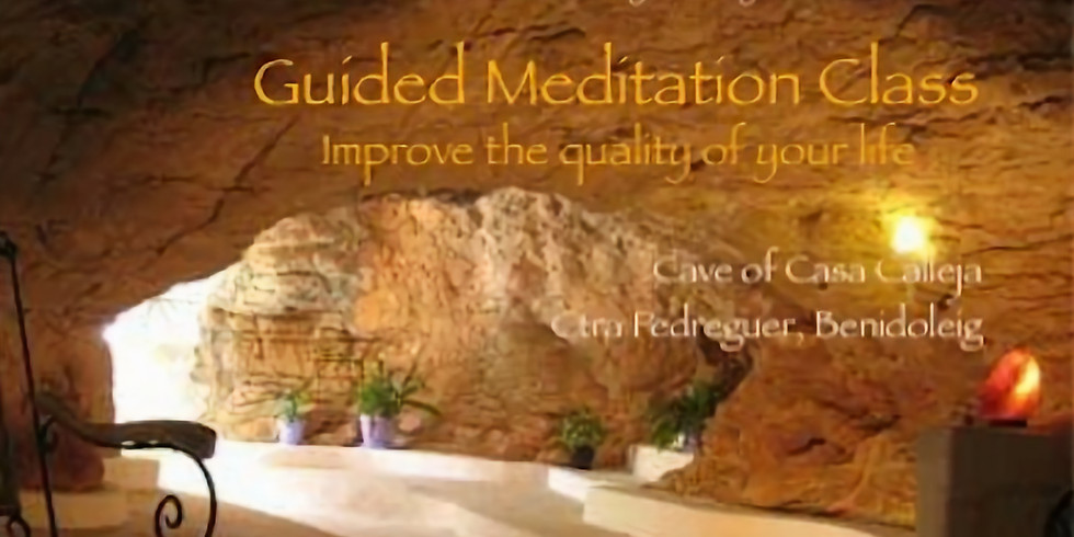 Guided Meditation : Improve the quality of your life (1)