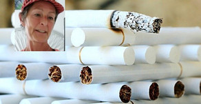 Mon histoire avec la cigarette