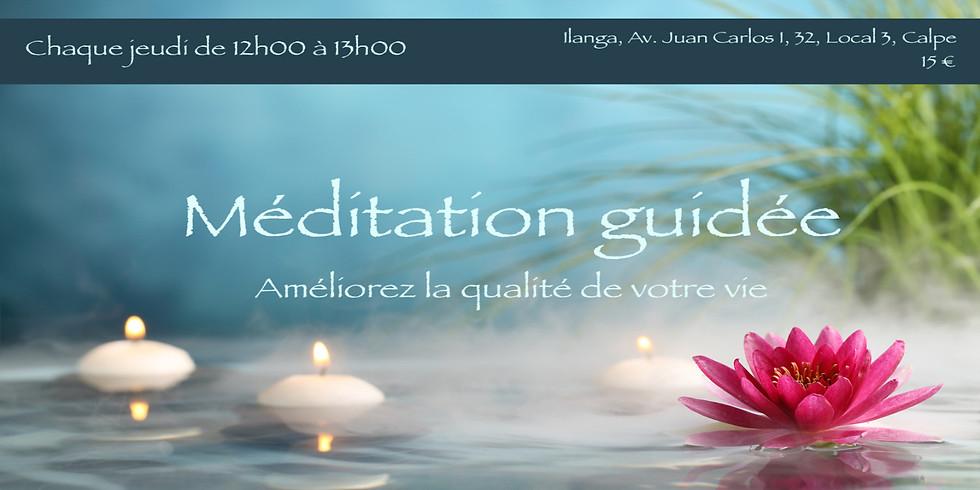 Méditation guidée : améliorez la qualité de votre vie (2)