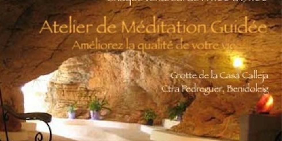 Méditation guidée : améliorez la qualité de votre vie (1)