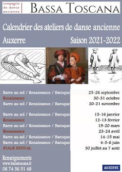 Affiche-calendrier-Bassa-Toscana-2021-22