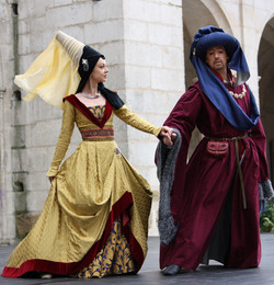 Patrimoine 2011 Auxerre CostumeXV Photo 07 V.Habert