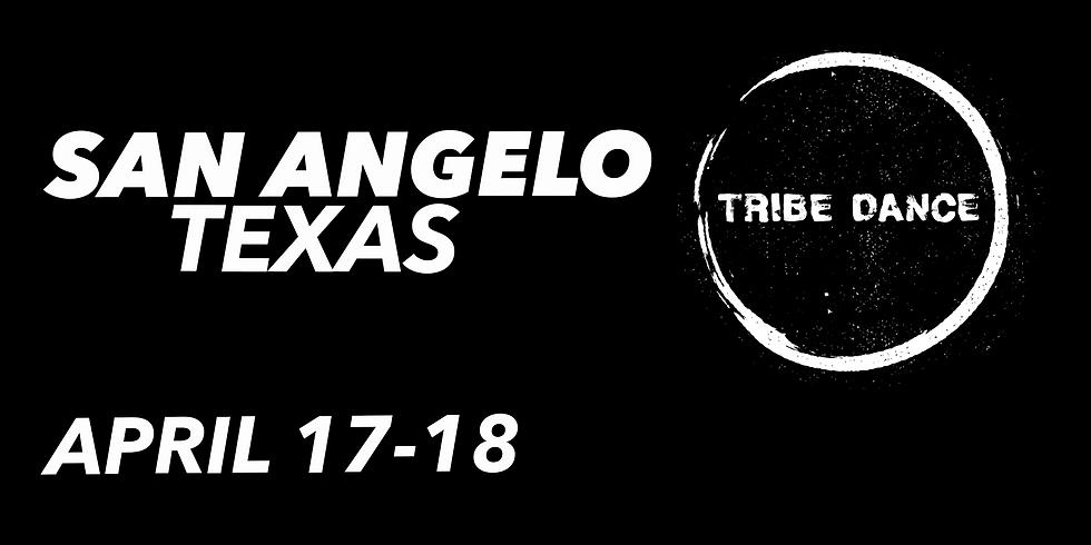 TRIBE: San Angelo, TX