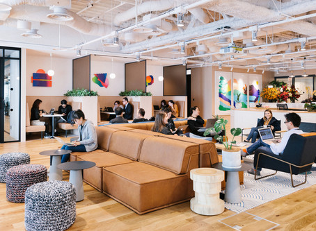12月オープン LINE-UP New office at WeWork Namba Skyo なんばスカイオ