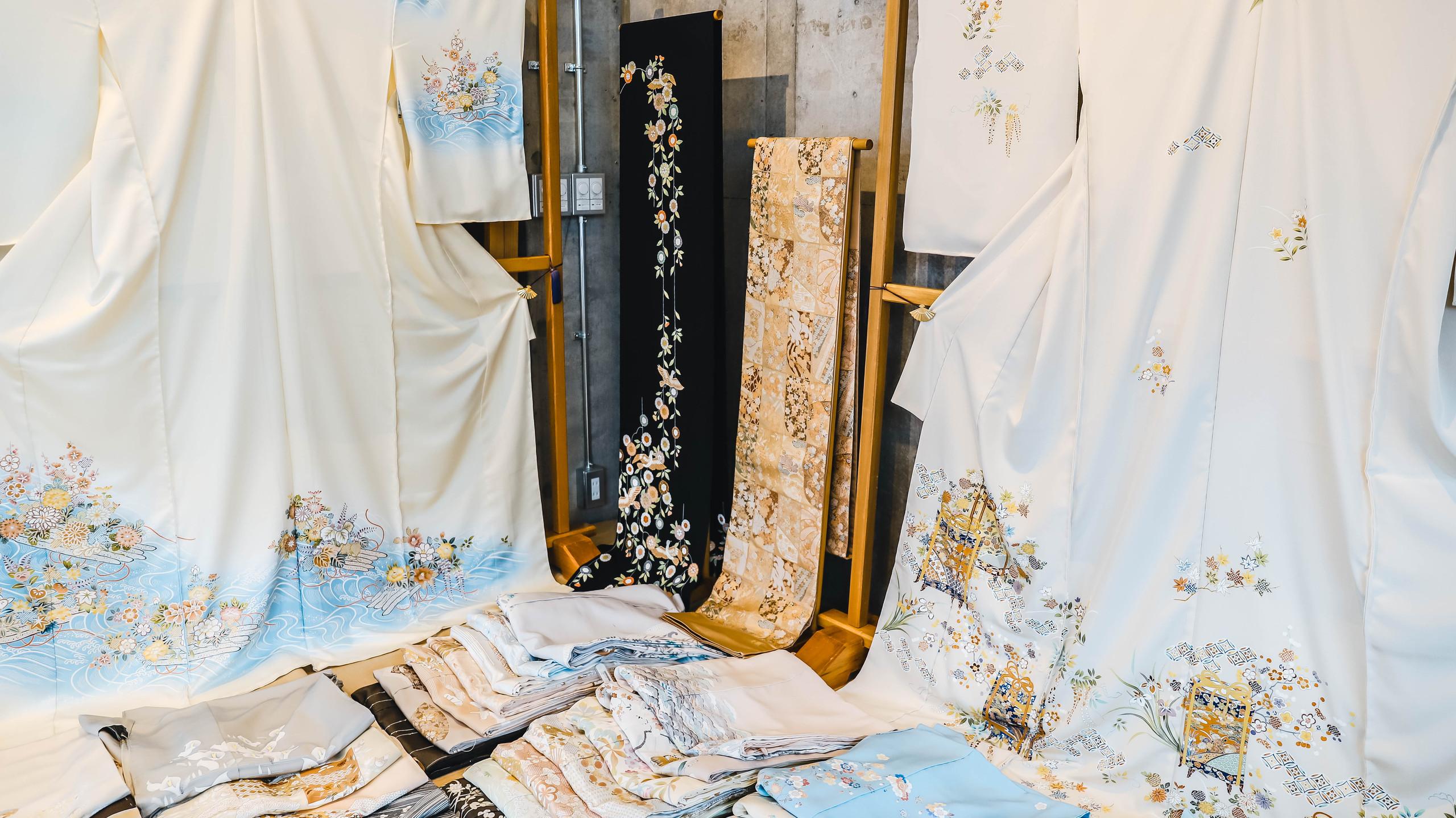 きもの百貨イトカワ, 着物展示会,popupstore