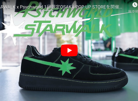 【DigestVideo】STARWALK x Psychworld OSAKA POP UP STORE