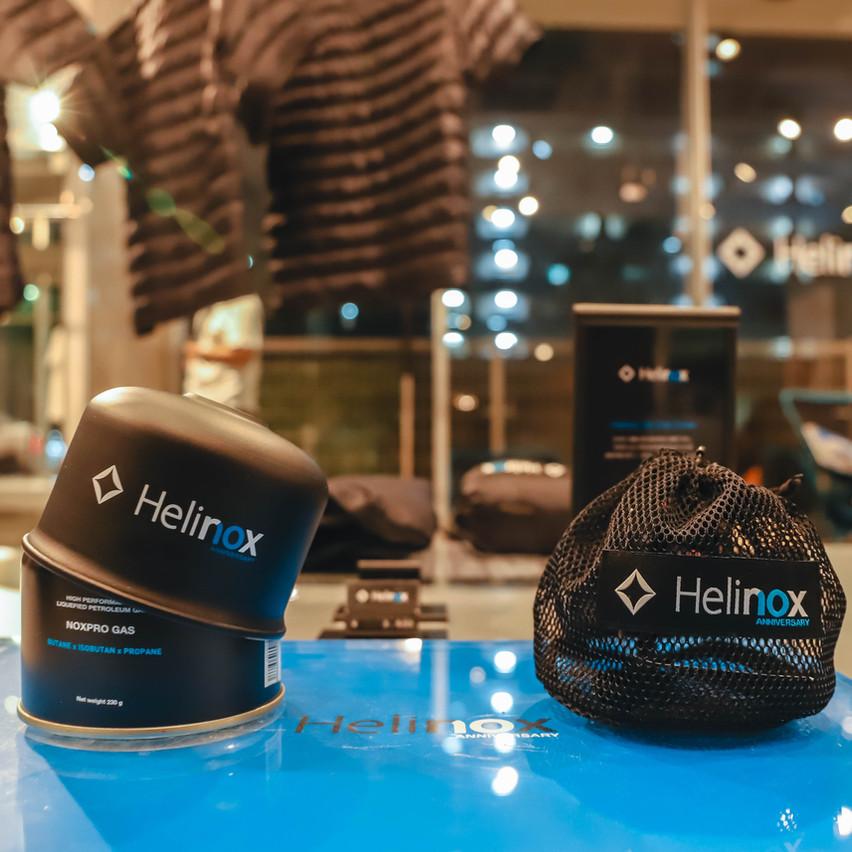 Helinox,popup,Lineupstore