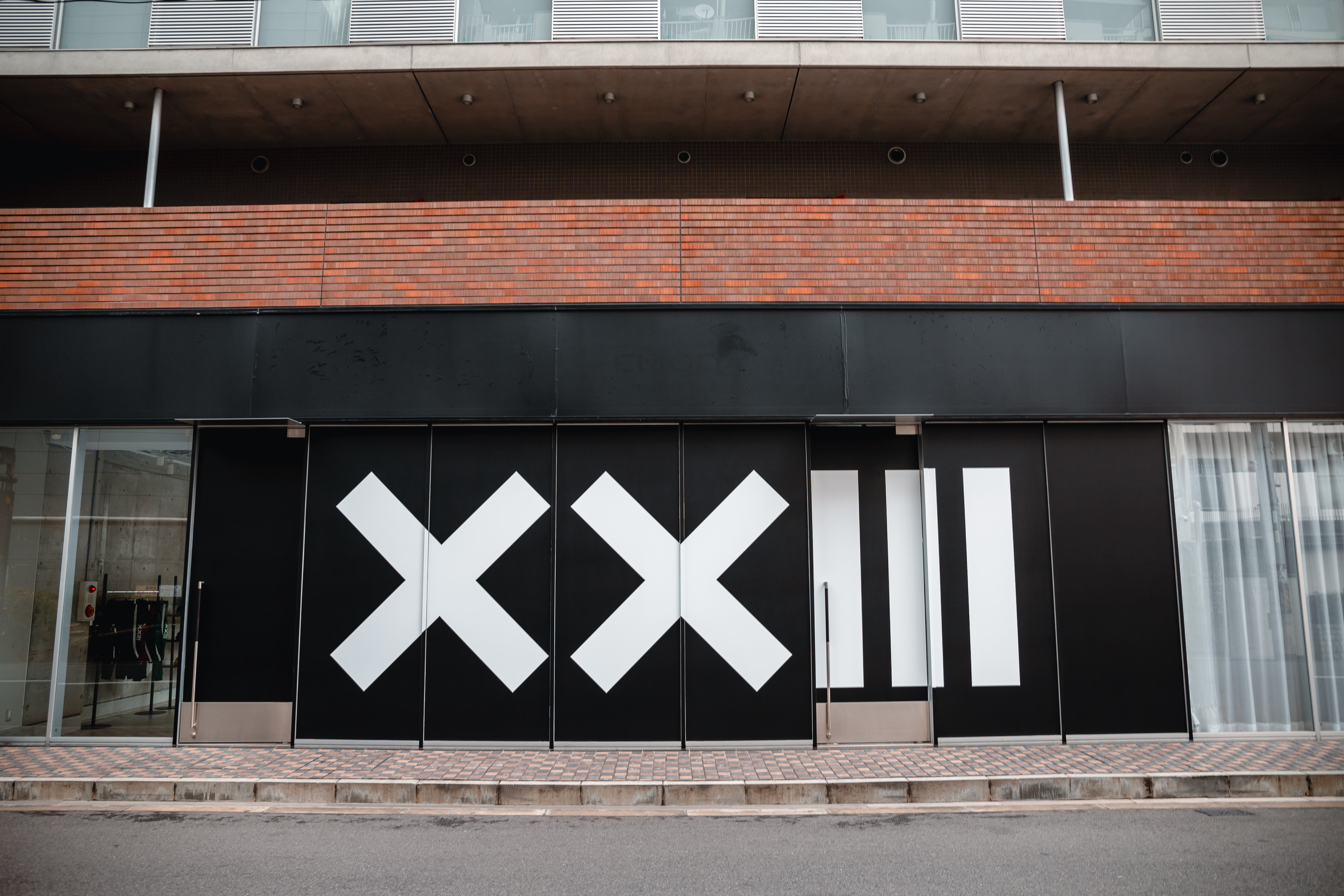 XXIII OSAKA POP UP STORE