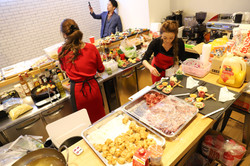 難波会議室,難波セミナールーム,お料理教室