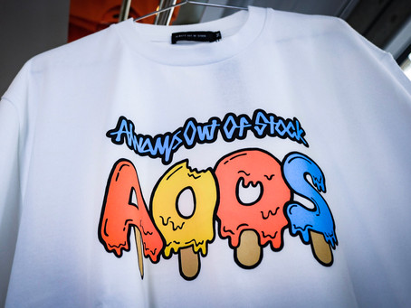 ALWAYS OUT OF STOCK by KING MASA氏 POP UP STORE