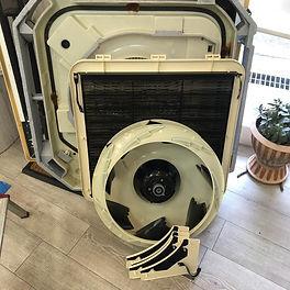 エアコン清掃 エアクリーン 大阪