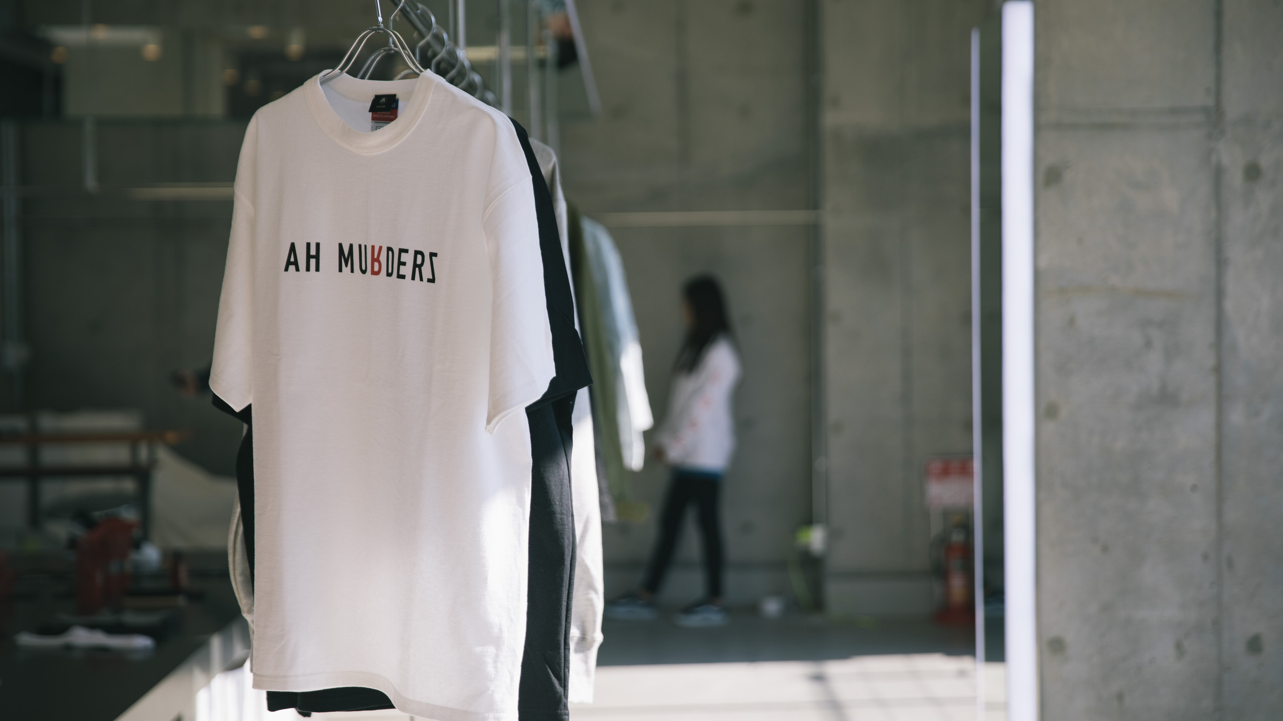 AH MURDERZ POP UP STORE