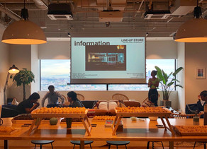 TGIM event at WeWork