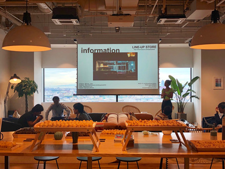 TGIM event at WeWork