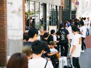様々なカルチャーをMIX!スタイル問わず着れるTシャツブランド「ゴッドセレクション」のPOP UP STOREが開催