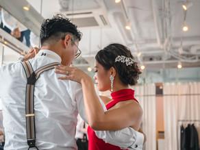 人生を共に歩んでいくことを象徴するファーストダンスから幕開け!結婚式After Partyを開催!