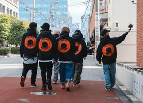 """大人気""""BB"""" 設立ブランド「EXAMPLE」がPOP UP STOREを開催!大阪限定アイテムも特別発売!"""