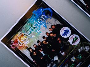 【Ascension 〜次元上昇〜 3.1.】関西を拠点に活動するヒップホップ・ユニット、Gang Ageを中心に合計8組の合同ライブイベントを開催!