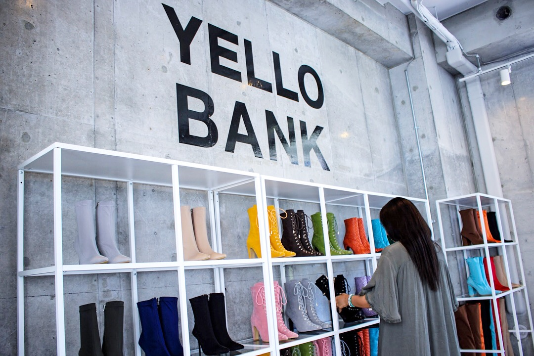 YELLO BANK