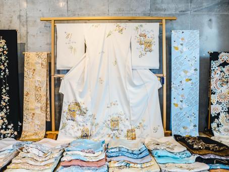 50周年記念!日頃の感謝を込め、大阪初となる「きもの百科イトカワ」展示会開催
