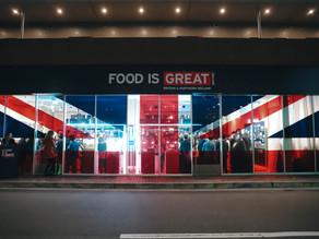 V.I.P PARTY -  FOOD IS GREAT - 英国政府/英国大使館【English/日本語】