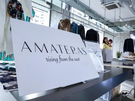 モデル兼タレントとして活動中!''佐藤マクニッシュ怜子'' が展開する「AMATERAS アマテラス」POP UP STOREを開催!