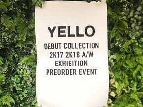 """モデル"""" 星あや """"がプロデュースするシューズブランド「YELLO」が展示受注会を開催!"""