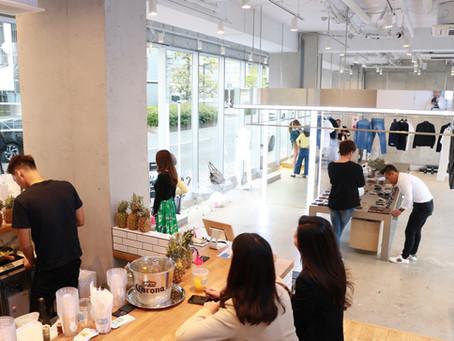 EURO KENVY x MAR x MYLO PLUS CAFE POP UP STORE @LINE-UP STORE