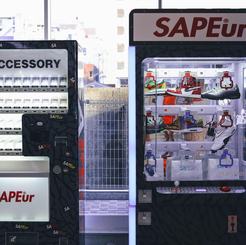 SAPEur,サプール,popupstore,lineupstore
